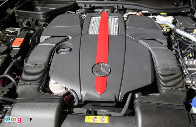 Mercedes SLC 43 AMG gia 3,6 ty dong tai Viet Nam hinh anh 7