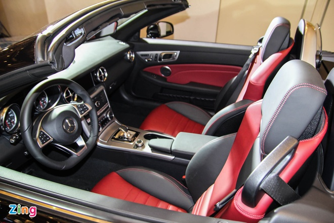 Mercedes SLC 43 AMG gia 3,6 ty dong tai Viet Nam hinh anh 8