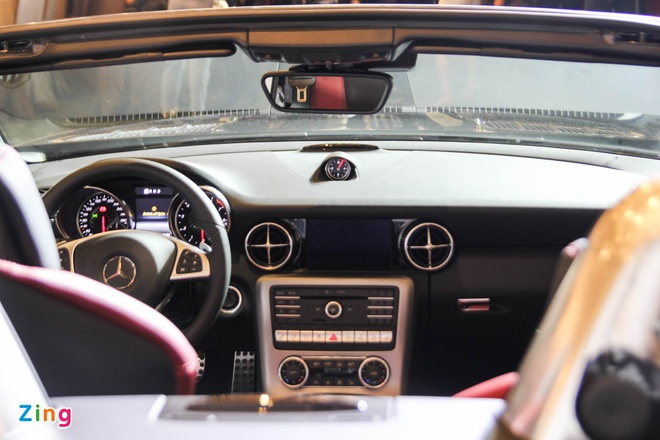 Mercedes SLC 43 AMG gia 3,6 ty dong tai Viet Nam hinh anh 9