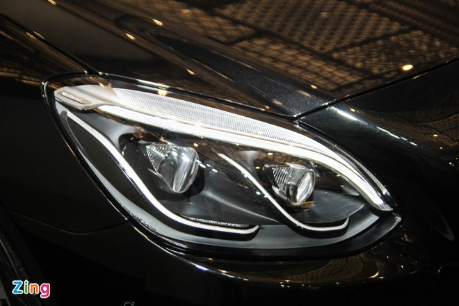 Mercedes SLC 43 AMG gia 3,6 ty dong tai Viet Nam hinh anh 4