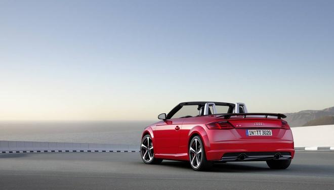 Audi TT S-Line do anh 2