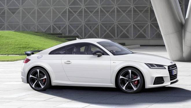 Audi TT S-Line do anh 3
