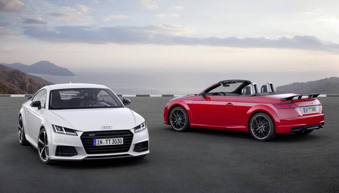 Audi TT S-Line do anh 1