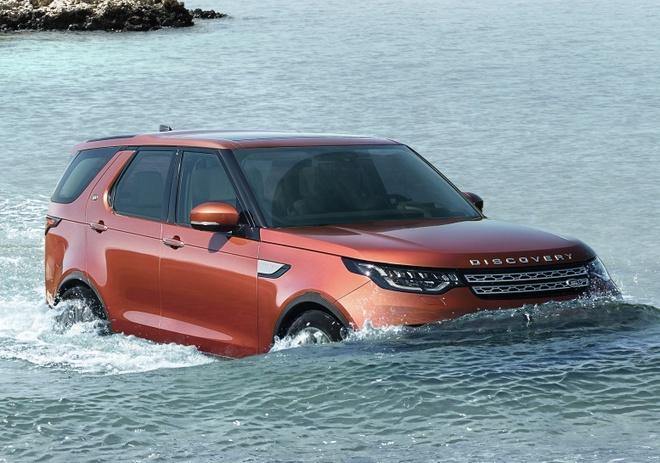 Land Rover Discovery 2018 gia tren 50.000 USD hinh anh
