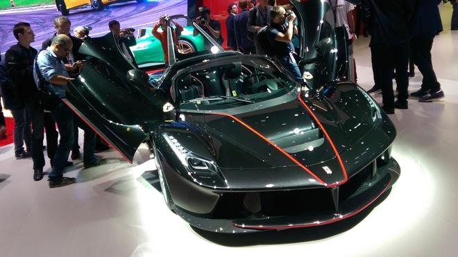 Ferrari phien ban dac biet anh 1