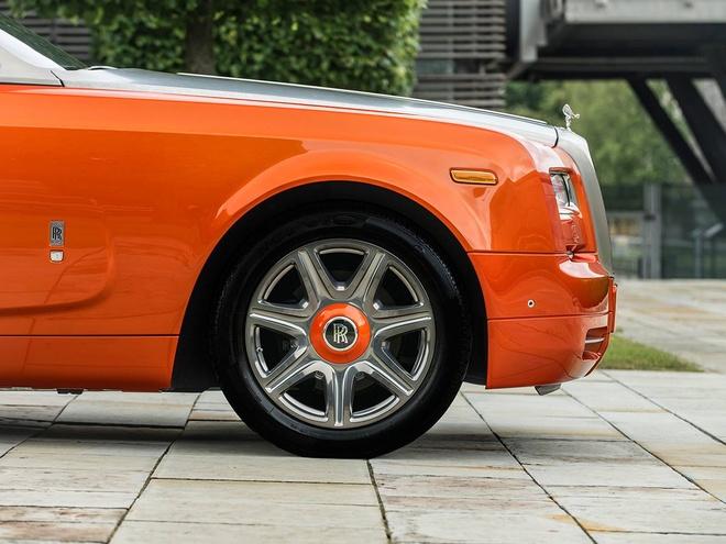 Rolls-Royce gioi thieu Phantom Drophead Coupe dac biet hinh anh 3