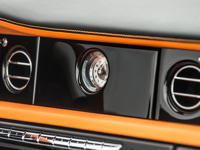 Rolls-Royce gioi thieu Phantom Drophead Coupe dac biet hinh anh 5