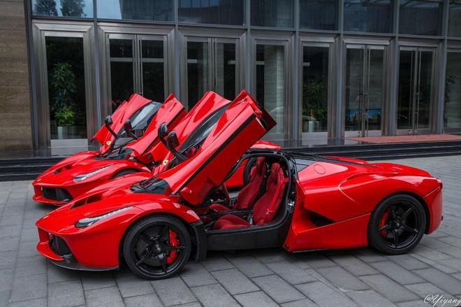 12 mau Ferrari dep nhat moi thoi dai hinh anh