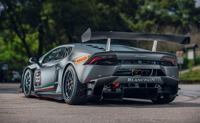 Lamborghini Huracan manh 620 ma luc cap ben Hong Kong hinh anh 2