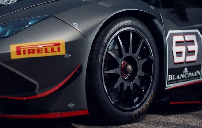 Lamborghini Huracan Super Trofeo Blancpain anh 5