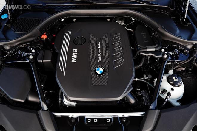 BMW 5 Series 2017 ra mat anh 4