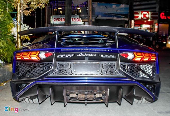Dai tiec Lamborghini cua Minh Nhua o Sai Gon hinh anh 4