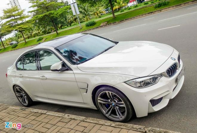 BMW M3 2016 dau tien tai Viet Nam gia gan 4 ty dong hinh anh 6