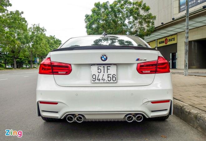 BMW M3 2016 dau tien tai Viet Nam gia gan 4 ty dong hinh anh 7