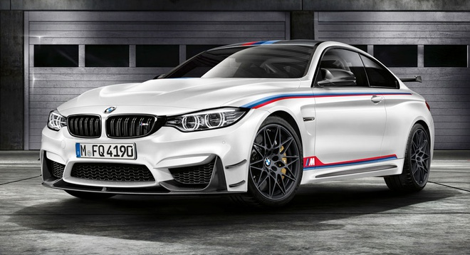 BMW ra mat M4 dac biet vinh danh tay dua cua hang hinh anh 1
