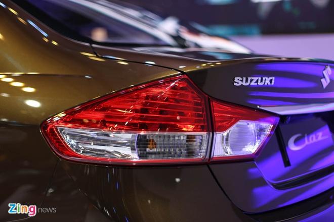 Suzuki Ciaz ra mat tai Viet Nam anh 7