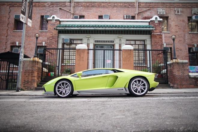 Lamborghini ra mat Aventador ban dac biet hinh anh 2