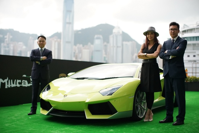 Lamborghini ra mat Aventador ban dac biet hinh anh 4