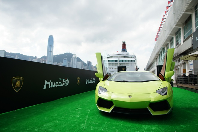 Lamborghini ra mat Aventador ban dac biet hinh anh 10