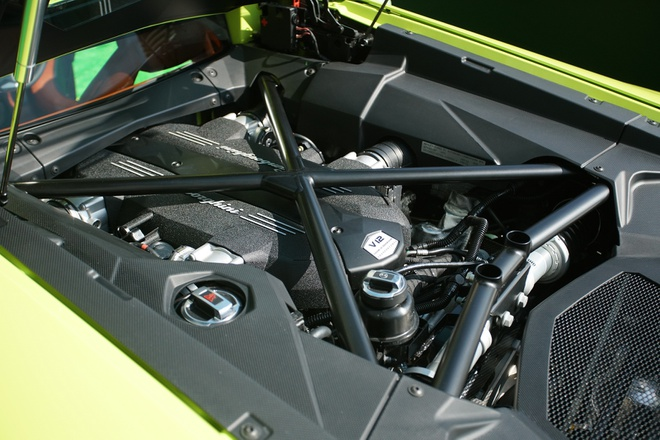 Lamborghini ra mat Aventador ban dac biet hinh anh 9