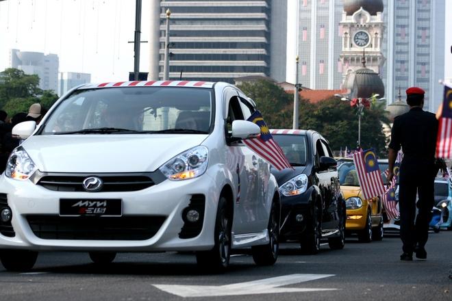 Malaysia: Thien duong xe hoi gia re gan Viet Nam hinh anh