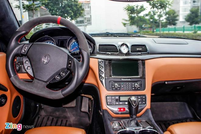 Maserati GranTurismo do MC Stradale mau tim o Sai Gon hinh anh 10