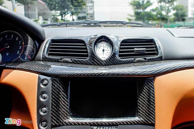 Maserati GranTurismo do MC Stradale mau tim o Sai Gon hinh anh 11