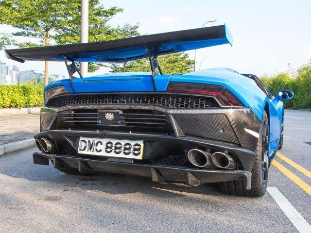 Lamborghini Huracan do manh tren 1.000 ma luc hinh anh 3