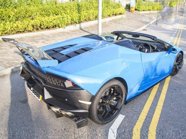 Lamborghini Huracan do manh tren 1.000 ma luc hinh anh 4