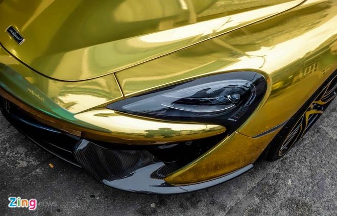 McLaren 570S ma vang cua Cuong Do La anh 6