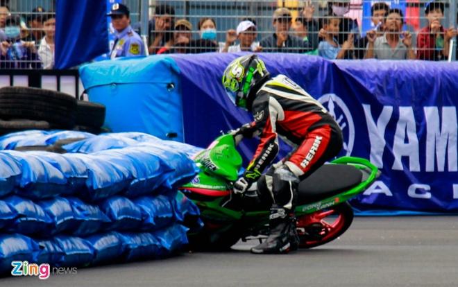 Giai dua xe Yamaha Exciter 150 anh 8