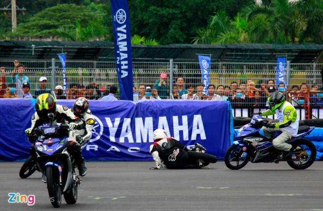Giai dua xe Yamaha Exciter 150 anh 10