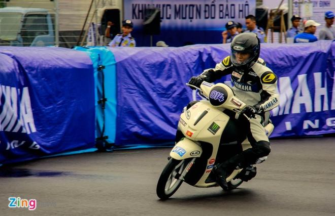 Giai dua xe Yamaha Exciter 150 anh 11