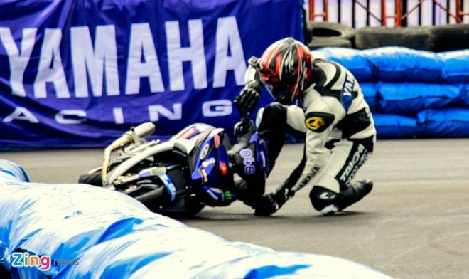 Giai dua xe Yamaha Exciter 150 anh 9
