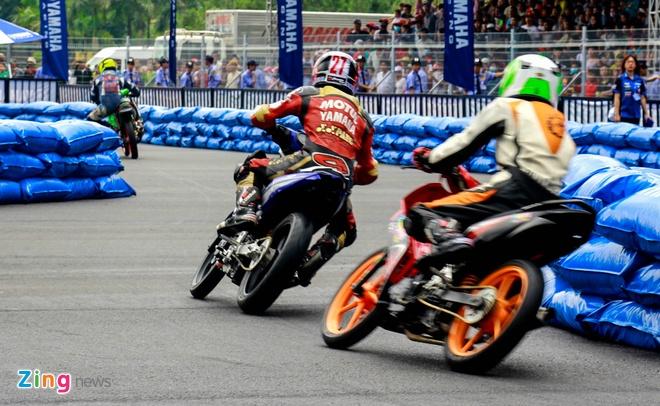 Giai dua xe Yamaha Exciter 150 anh 6
