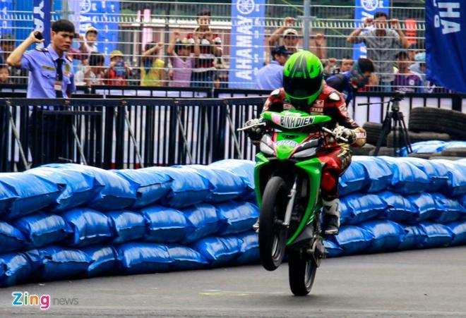 Giai dua xe Yamaha Exciter 150 anh 7