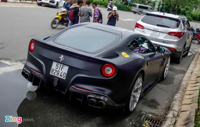 Ferrari F12 cua Cuong Do La anh 4
