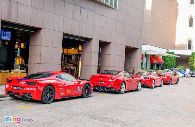 Dai gia Singapore chi bao nhieu tien de so huu Ferrari hinh anh 4