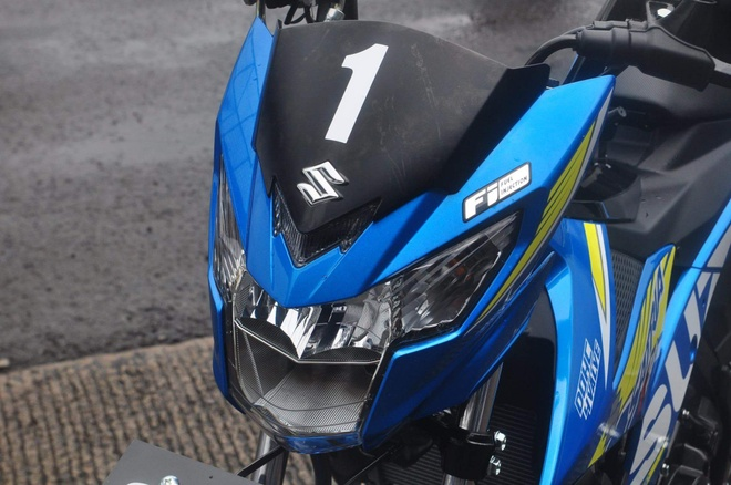 Suzuki Raider the he moi sap ra mat tai Viet Nam hinh anh 2