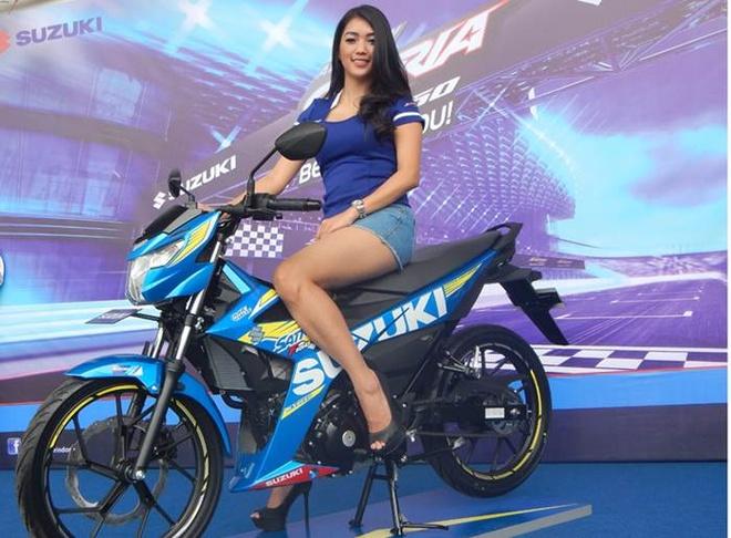 Suzuki Raider the he moi sap ra mat tai Viet Nam hinh anh