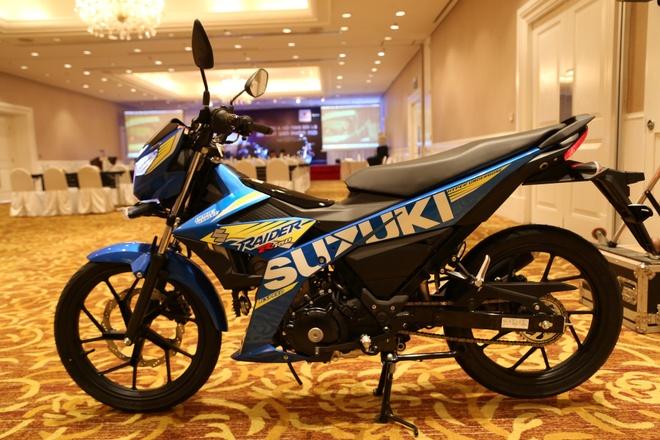 Suzuki Raider the he moi ra mat tai VN, gia tu 49 trieu dong hinh anh