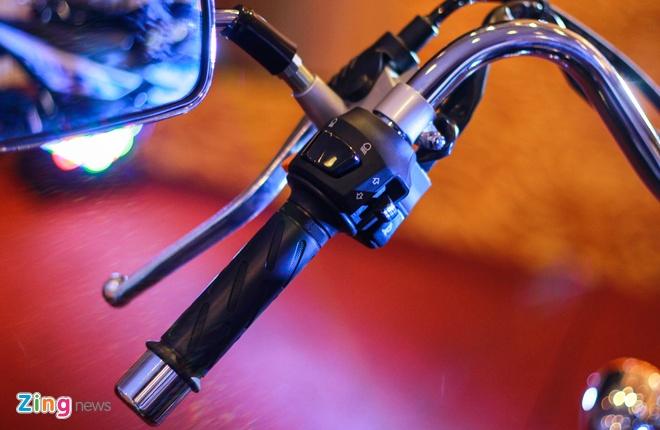 Moto hoai co Suzuki GZ150-A tro lai Viet Nam gia 64 trieu hinh anh 9