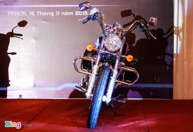 Moto hoai co Suzuki GZ150-A tro lai Viet Nam gia 64 trieu hinh anh 2