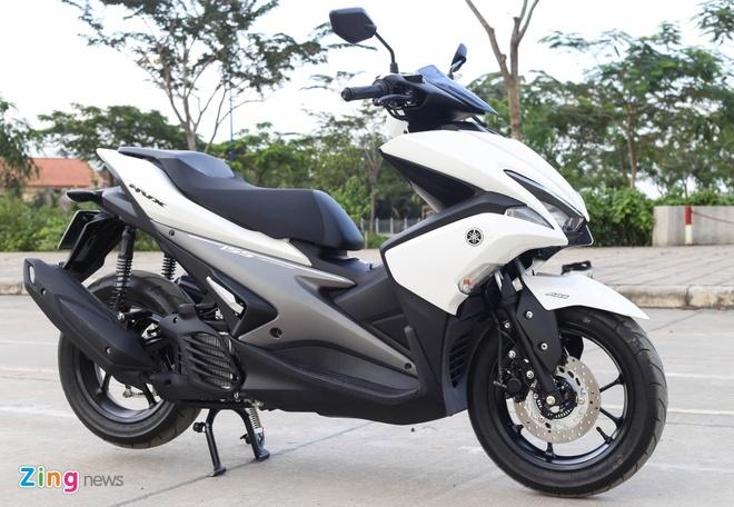 Yamaha NVX ban o Viet Nam anh 1
