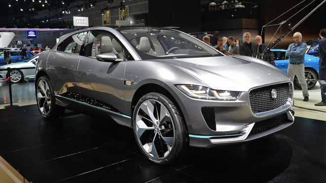 Jaguar I-Pace concept: Tuong lai cua SUV dien hinh anh