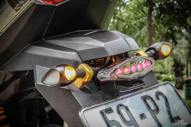 Honda Click Thai len do choi tri gia ca tram trieu dong hinh anh 11