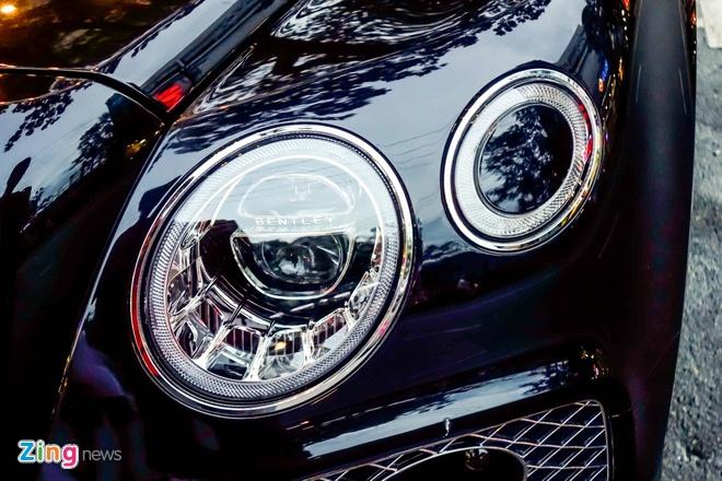 Anh Bentley Bentayga - sieu SUV gia 19 ty dong o Sai Gon hinh anh 5
