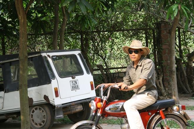 Den cu lao Phuoc Thien ngam xe co doc la hinh anh 8