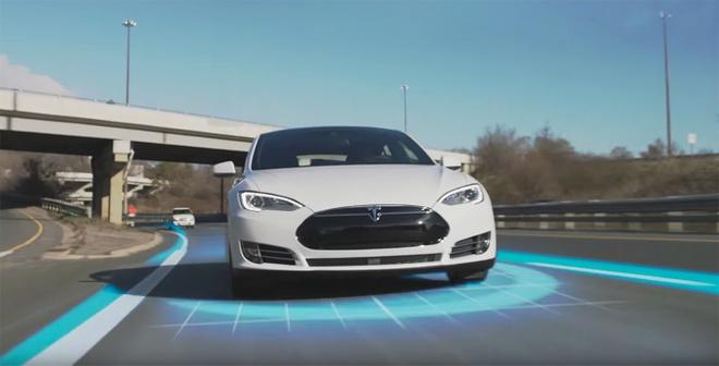 Tesla hoan thanh giac mo xe tu lai cua loai nguoi hinh anh 1
