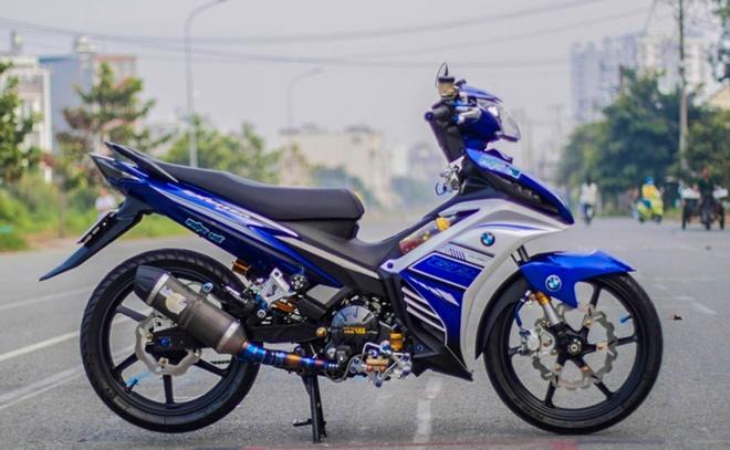 Exciter doi cu tang tinh nang van hanh cua biker Quang Ngai hinh anh